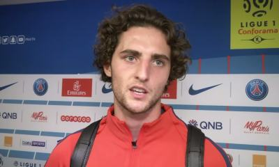 Rabiot « Ma prolongation ? C'est en stand-by »