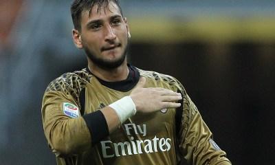 Donnarumma Le PSG Dans mon esprit il n'y avait que Milan