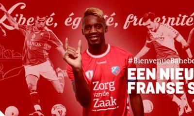 Le PSG et le FC Utrecht annoncent le prêt de Bahebeck pour 1 saison