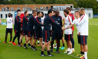 Le PSG demande aux proches et agents de joueurs de ne plus assister aux séances d'entraînements