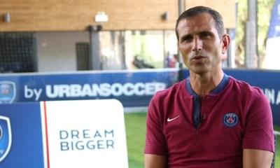 """Pauleta """"Ils ont la chance de jouer dans un club énorme comme le Paris Saint-Germain"""""""
