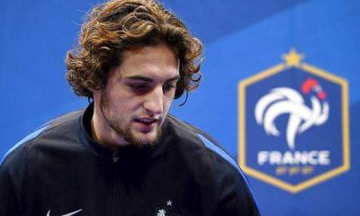Rabiot peut prétendre à une place de titulaire en Equipe de France selon Domenech