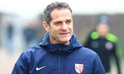 """FC Metz/PSG - Hinschberger """"beaucoup de proximité entre Messins dans notre moitié de terrain"""""""