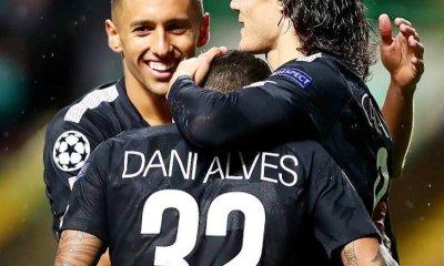 Les images du PSG ce mardi : célébrations de la victoire contre le Celtic !