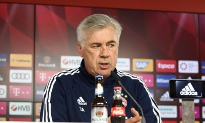 """Ancelotti """"Une équipe solide, riche et dense. Le PSG ne se résume pas seulement à trois attaquants"""""""