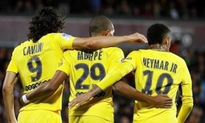 Les notes des joueurs du PSG après leur victoire 5 buts à 1 contre le FC Metz