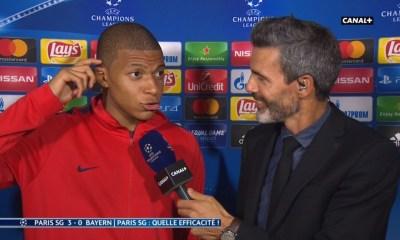 PSG/Bayern: Mbappé revient sur son échange avec Ribéry