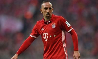 LDC - Franck Ribéry probablement forfait pour le match retour face au PSG