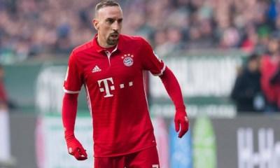 LDC - Le Bayern Munich concède encre un nul et Ribéry sort sur blessure