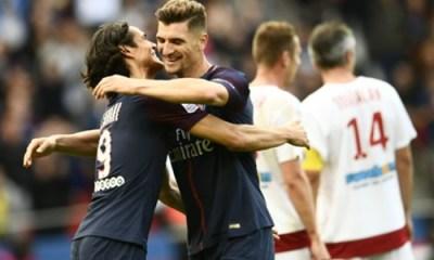 Ligue 1 - 4 joueurs du PSG dans le onze-type de L'Equipe