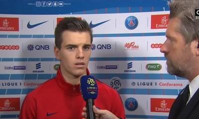 """PSG/Troyes - Lo Celso """"J'essaye d'apporter le maximum à l'équipe"""""""