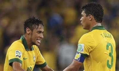 Tite annonce que Thiago Silva et Neymar seront titulaires lors de Brésil/Japon