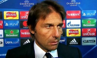 """LdC - Conte """"Nos adversaires ne seront pas heureux de devoir nous affronter"""""""