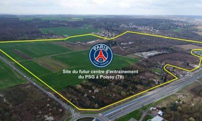 Le PSG annonce qu'il déposera le permis de construire de nouveau centre d'entraînement le 18 janvier