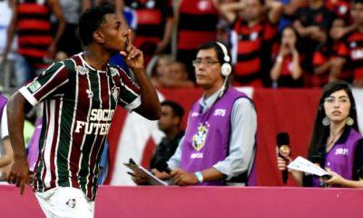"""Mercato - Fluminense fait savoir que le PSG """"avait un problème avec le FPF"""" pour Wendel"""