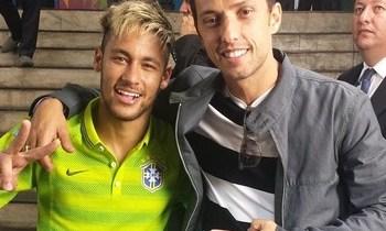 """Nenê """"Neymar ressent un peu le manque de son fils...mais il aime Paris"""""""