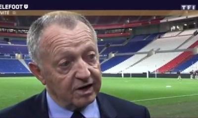 """Aulas """"Aouart au PSG? Je n'ai pas eu d'infos...mais il vaudrait mieux Paris plutôt qu'à l'étranger"""""""