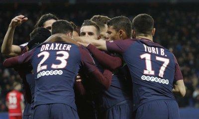 Ligue 1 - 4 joueurs du PSG et Unai Emery dans le onze-type de la 21e journée de L'Equipe