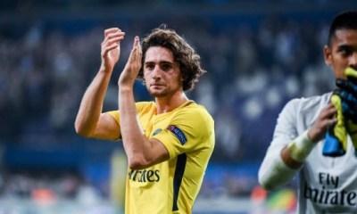"""Mancini """"Adrien Rabiot va devenir l'un des meilleurs joueurs à son poste"""""""