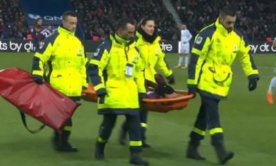 PSG/OM: Entorse externe de la cheville pour Neymar