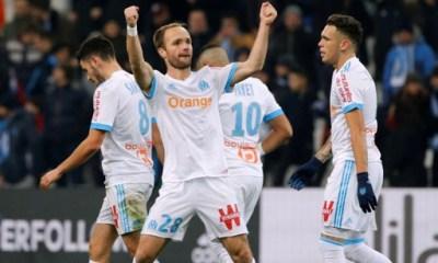 Ligue Europa : Avant d'affronter le PSG, Marseille s'incline mais se qualifie en huitièmes