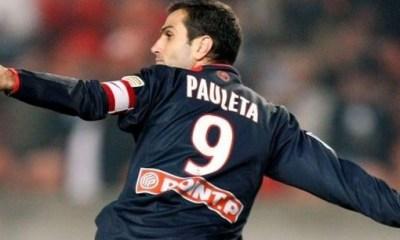"""Pauleta """"Les joueurs du PSG ont beaucoup de qualités, mais c'est nécessaire de respecter le club et les supporters"""""""