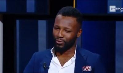 Siaka Tiéné désigne le joueur qui l'a le plus impressionné
