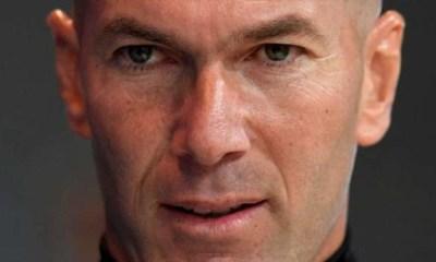 """Real Madrid/PSG - Zidane """"Nous avons fait un grand match"""""""