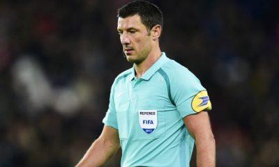 AS Saint-Etienne/PSG - L'arbitre de la rencontre a été désigné, on peut craindre les cartons