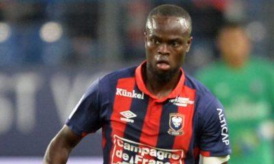 """Caen/PSG - Diomandé """"Il faudra montrer plus d'envie, être plus agressifs, sans oublier de jouer notre football"""""""