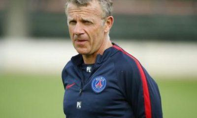 C'est le flou autour Patrice Lair et le staff des Féminines du PSG