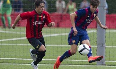 Mercato - Le PSG aurait fait une offre à Juan Miranda et le joueur du Barça y pense, selon le Mundo Deportivo