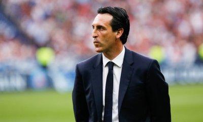 """Amiens/PSG - Emery """"On méritait de gagner...je suis à 80% content du match"""""""