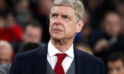 Arsène Wenger je ne sais pas si j'ai envie de me lancer dans des challenges fous