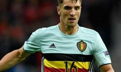 BelgiqueTunisie - Les équipes officielles Meunier titulaire dans le 3-4-3 belge