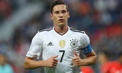 Draxler sur le banc pour Allemagne/Autriche, Neuer de retour comme titulaire