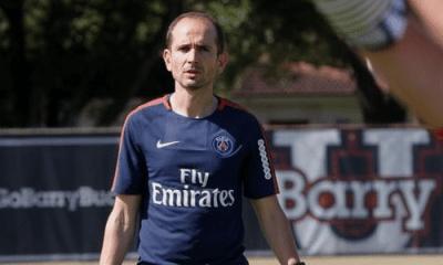 Javi Garcia quitte le PSG rejoint officiellement Unai Emery à Arsenal