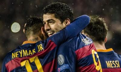 Luis Suarez Neymar avait beaucoup d'objectifs qu'il souhaitait accomplir avec le PSG