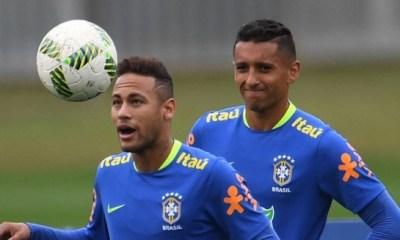 "Marquinhos ""Neymar ne doit pas non plus se prendre la tête"""