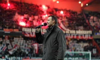 """Michel Montana """"Je suis ravi du retour des Ultras et je les félicite...Je vois plein de familles heureuses"""""""