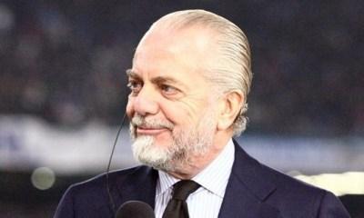 Mercato - Aurelio de Laurentiis démonte les rumeurs Edinson Cavani et Angel Di Maria