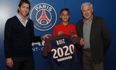Des contrats à venir pour les jeunes du PSG