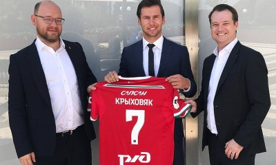 Krychowiak signe au Locomotiv Moscou, c'est officiel !
