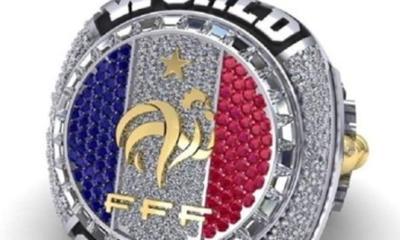 Les Bleus pourraient bientôt avoir une bague de champions du monde, indique RMC
