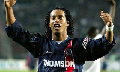 Mercato - Le PSG s'intéresserait au fils de Ronaldinho dès ses 13 ans, selon Globo