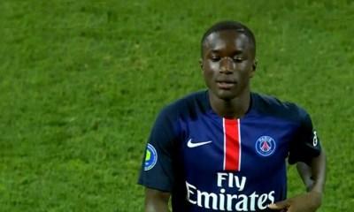 """Moussa Diaby """"Je n'ai pas cessé de travailler à l'entraînement pour progresser...L'avenir ? Je ne sais pas encore"""""""
