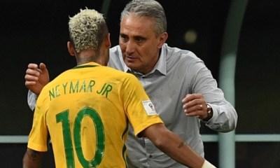 """Tite """"Neymar ne plonge pas, ce sont les autres qui lui marchent dessus"""""""