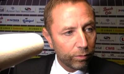 """Guingamp/PSG - Desplat: """"Il y a une chance sur deux pour que le but soit accordé"""""""