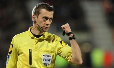 Guingamp/PSG - L'arbitre de la rencontre a été désigné, peu de jaunes mais un peu de rouge