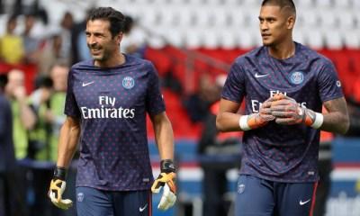 """Ménès: Avec Areola, """"Buffon se retrouve face à un sacré client"""""""